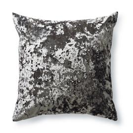 Crushed Velvet Decorative Pillow by Aviva Stanoff