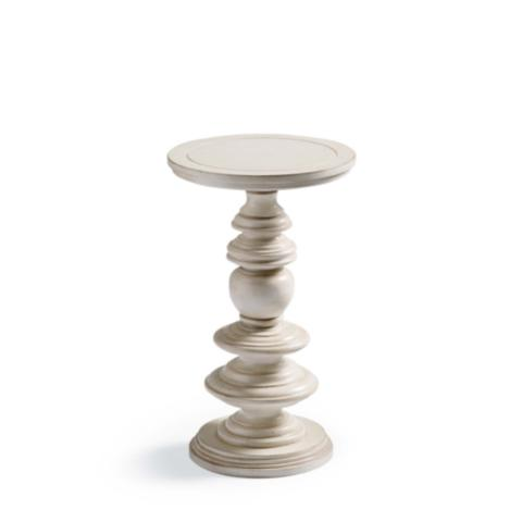 Marcella Turned Accent Table