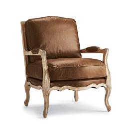 Margot Leather Chair