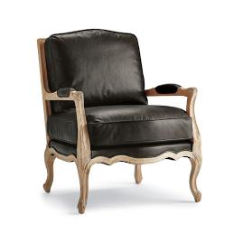Margot Chair in Wolf