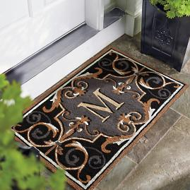 Richmond Monogrammed Door Mat