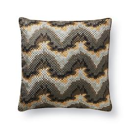 Copa Mosaic Decorative Pillow by Dransfield & Ross