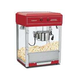 Cuisinart Theater Style Popcorn Maker and Trolley