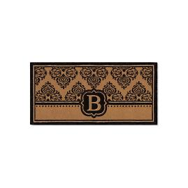 Aubrey Damask Monogrammed Entry Mat  sc 1 st  Frontgate & Door Mats and Welcome Mats | Frontgate