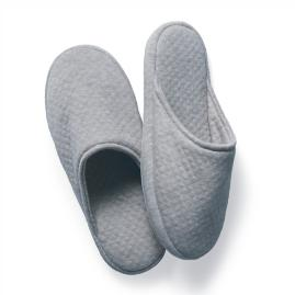 Women's Quilted Spa Slippers