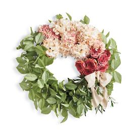The Secret Garden Wreath