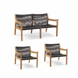 Avoca 3-pc. Loveseat Set