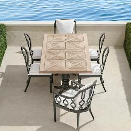 Avery 7-pc. Rectangular Dining Set