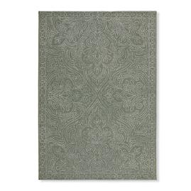 Layla Outdoor Rug in Green