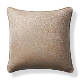 Contour Lines Sand Outdoor Pillow