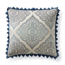 Madalyon Bisque Outdoor Pillow