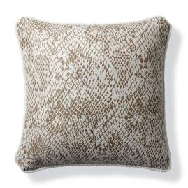 Techno Skin Champagne Indoor/Outdoor Pillow