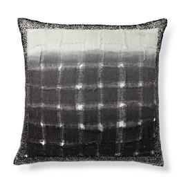 Mariah Ombre Basketweave Decorative Pillow