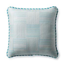 Chatham Check Aruba Outdoor Pillow