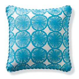 Citrus Splash Aruba Indoor/Outdoor Pillow