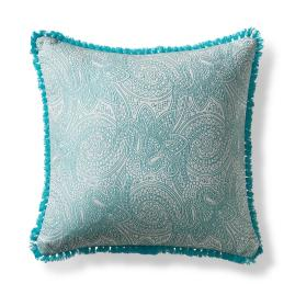 Fortuna Paisley Aruba Indoor/Outdoor Pillow