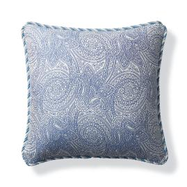 Fortuna Paisley Capri Indoor/Outdoor Pillow
