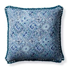 Mosaic Vibe Capri Outdoor Pillow