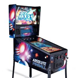 Absolute Virtual Pinball
