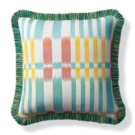 Havasu Falls Fiesta Outdoor Pillow