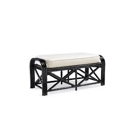 Lola Rattan Bench with Cushion