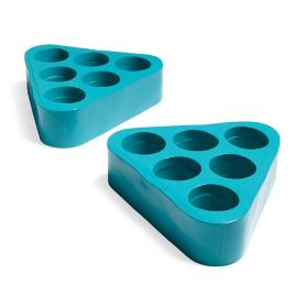 Vortex Drink Caddy, Set of Two