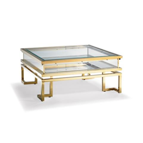 Palmer Sliding Square Coffee Table. Palmer Sliding Square Coffee Table   Frontgate