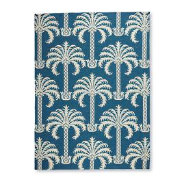 Palm Tree Outdoor Rug