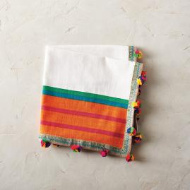 Kim Seybert Fiesta Napkins, Set of Four