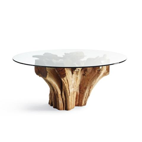 High Quality Teak Root Dining Table