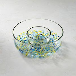Confetti Chip and Dip Server