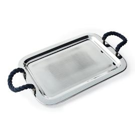 Rope Barware Serving Tray