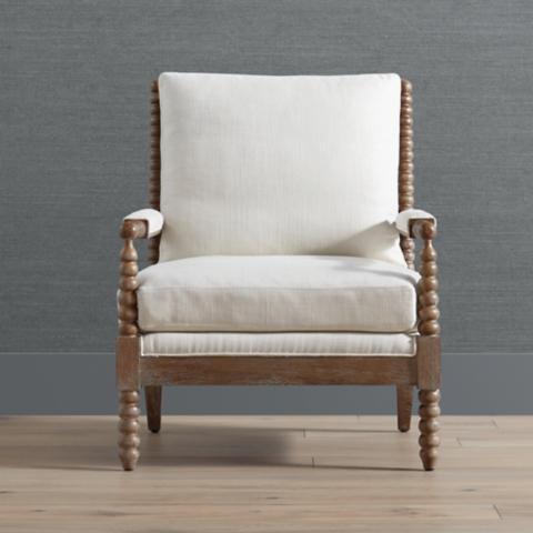Marvelous Miller Bobbin Chair