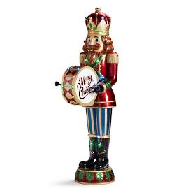 "72"" LED Animated Nutcracker"