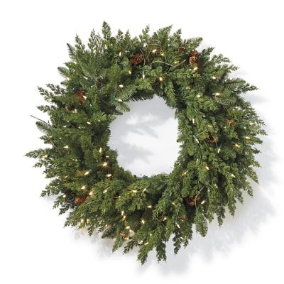 Majestic Cordless Wreath Frontgate