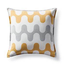 Ipanema Saffron Outdoor Pillow by Martyn Lawrence Bullard