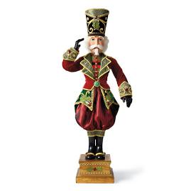 Traditional Nutcracker by Katherine's Collection