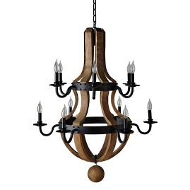 Saintsbury Chandelier
