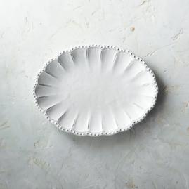 Bella Bianca Serving Platter