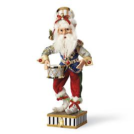 Mark Roberts Drummer Boy Elf Stocking Holder