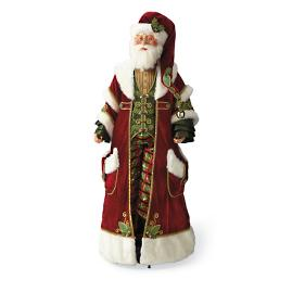 Life-size Traditional Santa Claus by Katherine's Collection