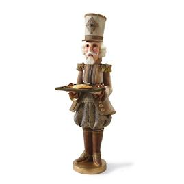 Gilded Nutcracker Butler by Katherine's Collection