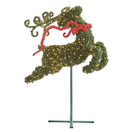 Flying Deer Topiary