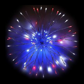 "LED 24"" Color Core Sparklers"