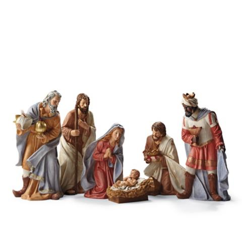 Outdoor Nativity Set | Frontgate