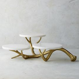 Donatella 3-Tier Antler Server