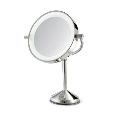 Led Articulating Rechargeable Vanity Mirror Frontgate