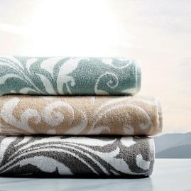 Resort Flourish Bath Towel
