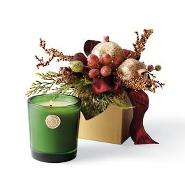 Luxe Winter 14 oz. Candle Frankincense & Myrrh