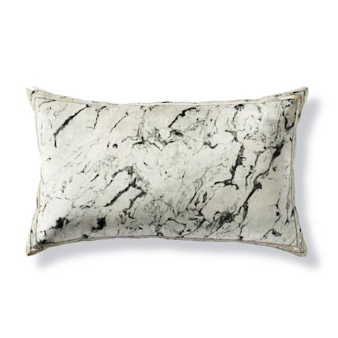 throw brown kilim decorative pillow natural striped decor sofa lumbar